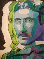 Tesla by infamously-dorky