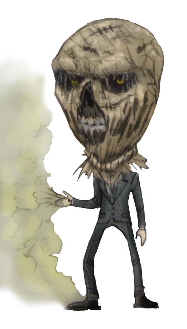 Scarecrow by MarioandLuigiFanatic