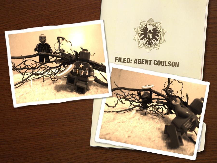 Filed: Agent Coulson by MarioandLuigiFanatic