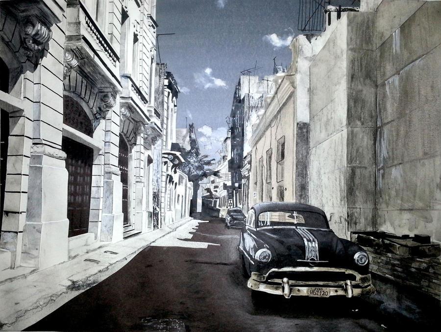 Cuba by MarioandLuigiFanatic