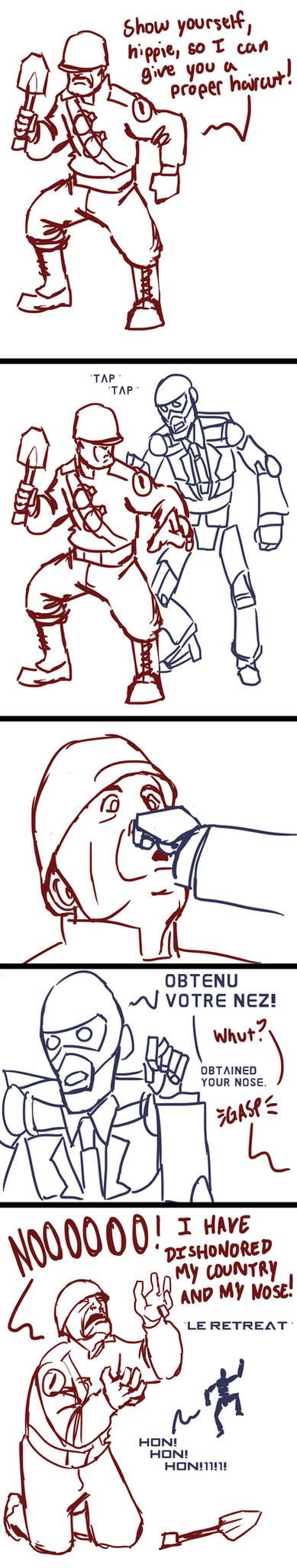 Obtain the nose by infamously-dorky