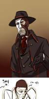 Phantom Spy by infamously-dorky