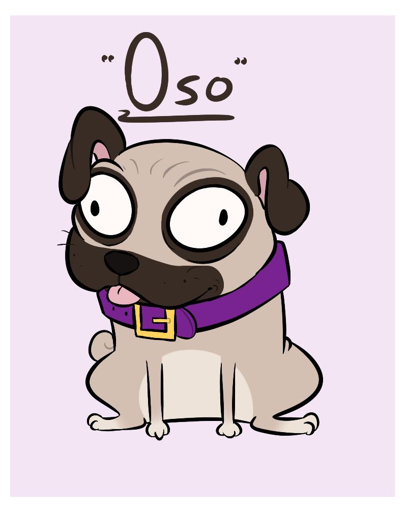 Oso by Cobean