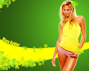 Stacy Keibler Spring by scherfi