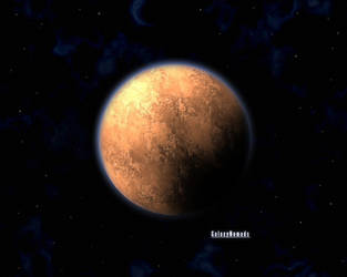 Planet by scherfi