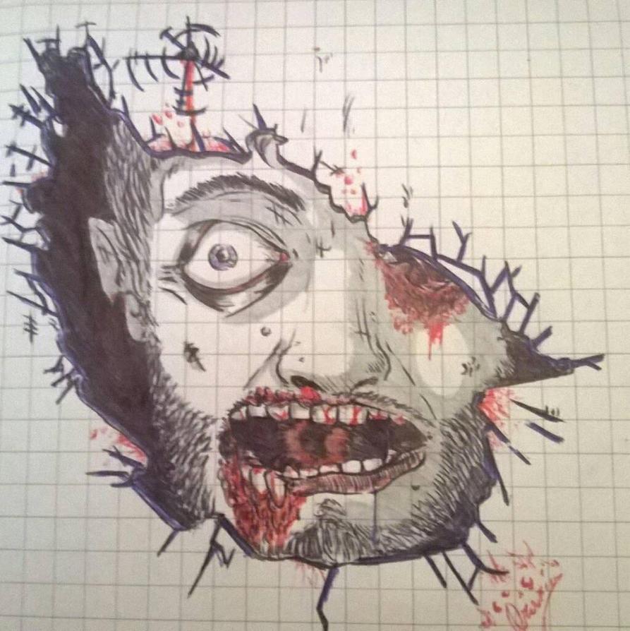 Zombie by Orajio-Kun