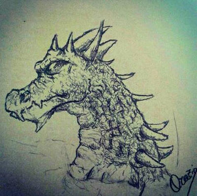 Dragon by Orajio-Kun
