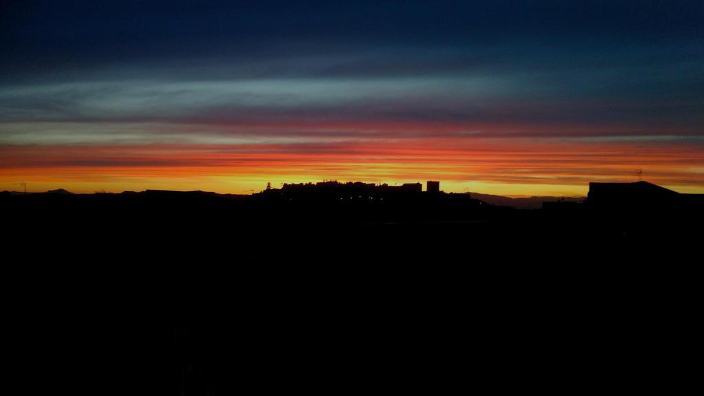 Sunset by Orajio-Kun