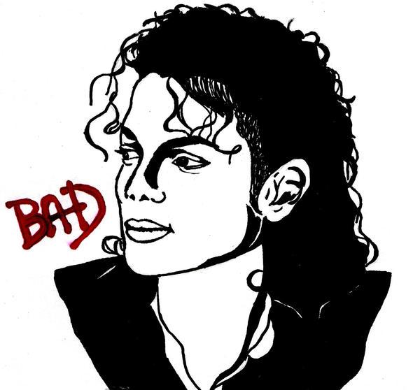 Michael Jackson Spray Paint Stencils