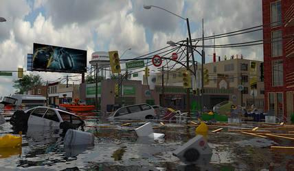Flood #2 by MiikeDV