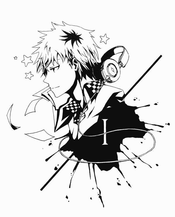 Tokyo Ghoul - The Magician (I) by LyricaDreams