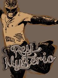 Rey Mysterio Vector