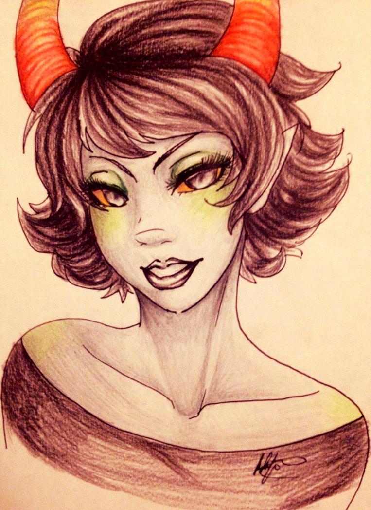 Kanaya Maryam by NobodyBlues