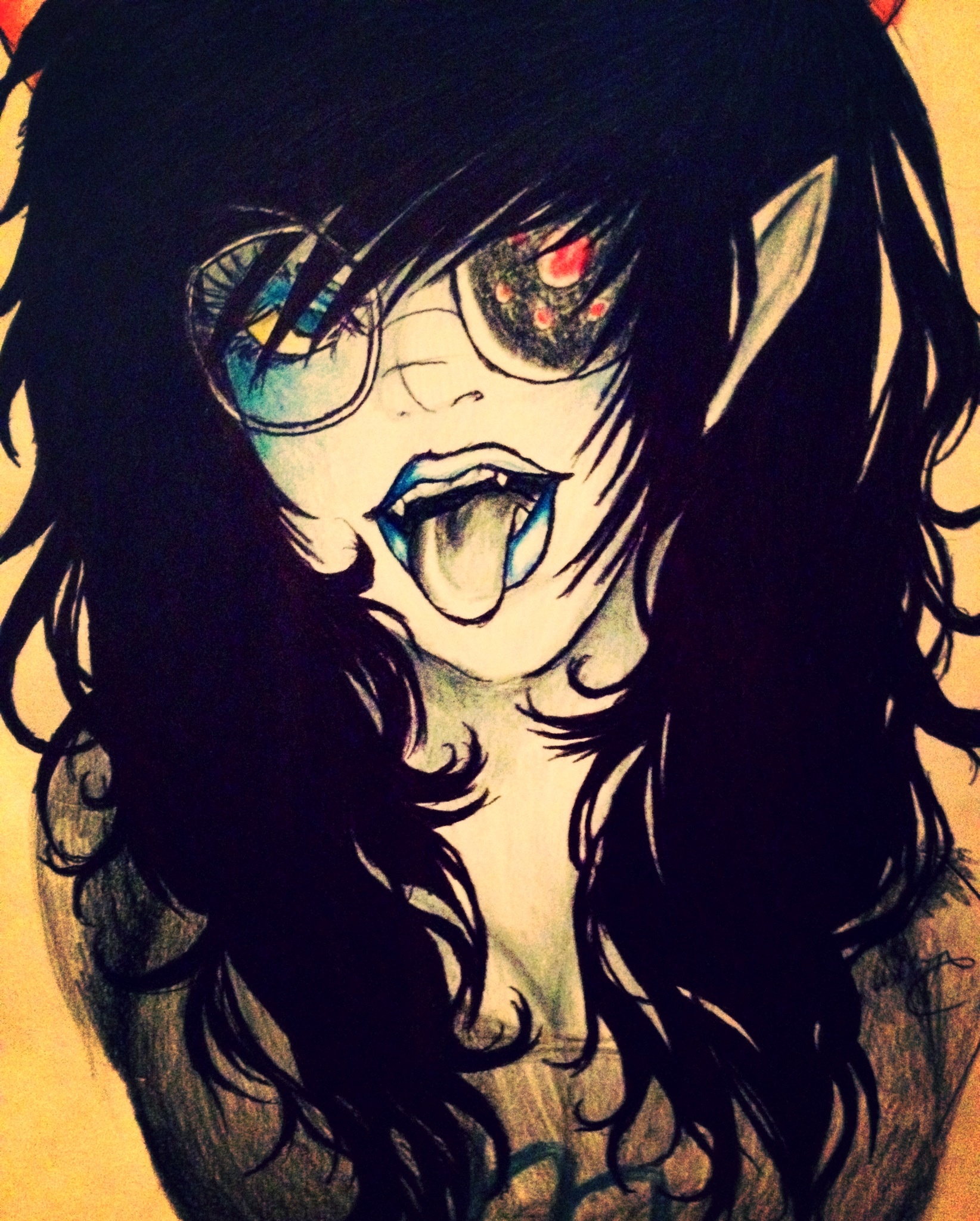 Vriska Serket by NobodyBlues
