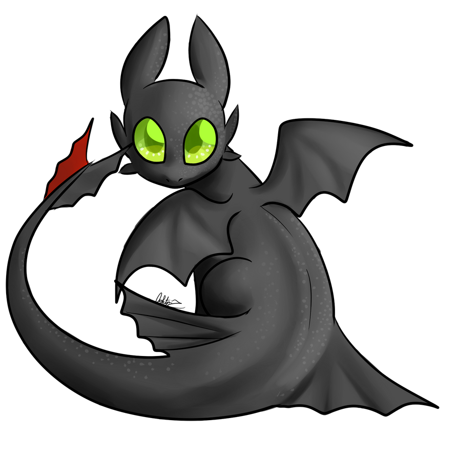Toothless by NobodyBlues