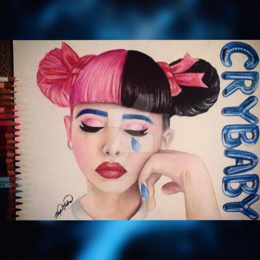 Top Cry Baby Melanie Martinez Drawing Images For Pinterest
