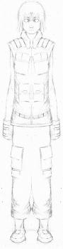 Alex sketch by AmbivalentLotophage