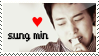 SungMin Stamp by ashaplz