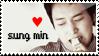 SungMin Stamp by ashaplz