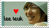 Leeteuk stamp by ashaplz