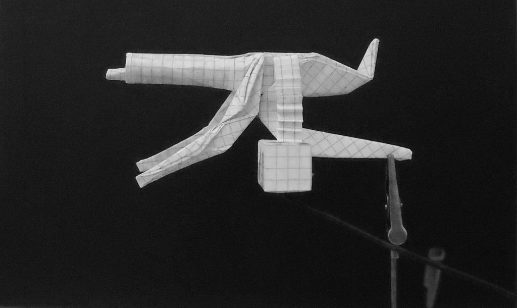 Origami Guns Heavy Machine Gun By Solidmark On Deviantart
