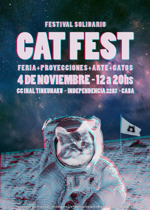 catfestflyer by sadiemae