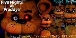 (C4D/FNAF) Release My Freddy V15!