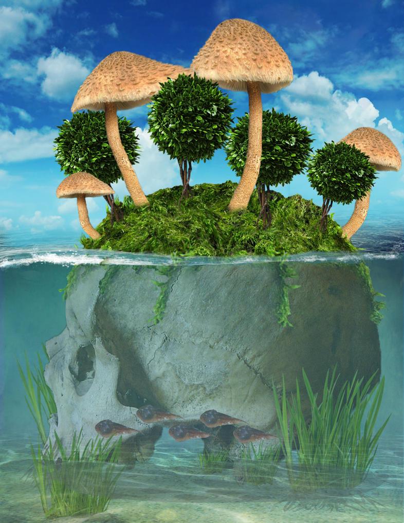 PhotoManipulation 003 - Nature by StartANewLif3