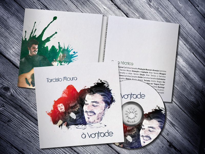 CD cover Tarcisio by tutom