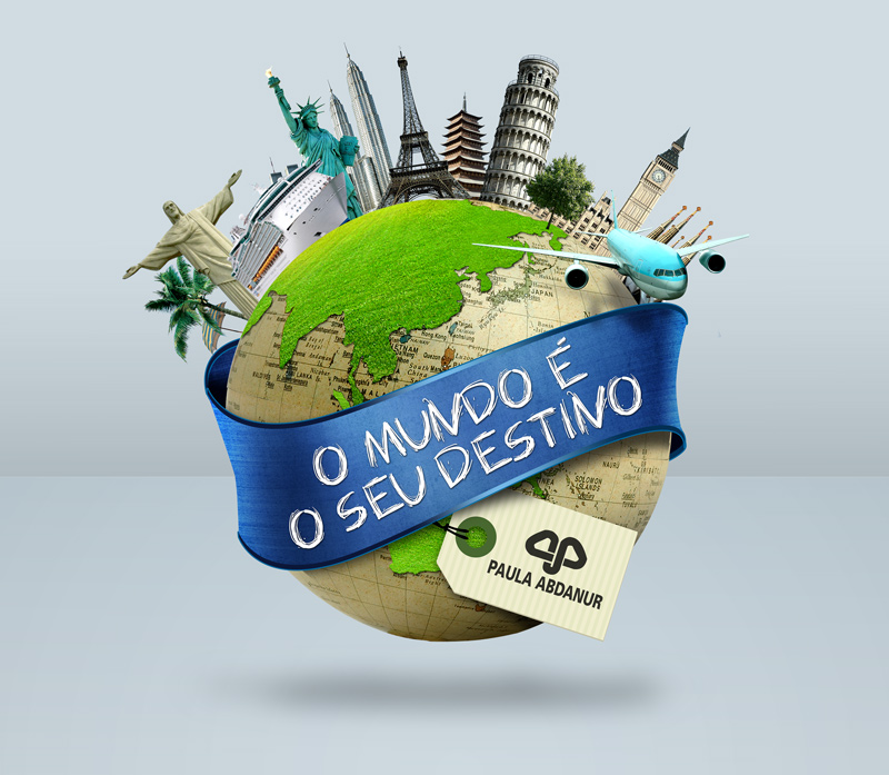 World logo by tutom