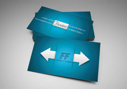 FF Business Card