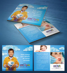 Odonto Kids flyer by tutom
