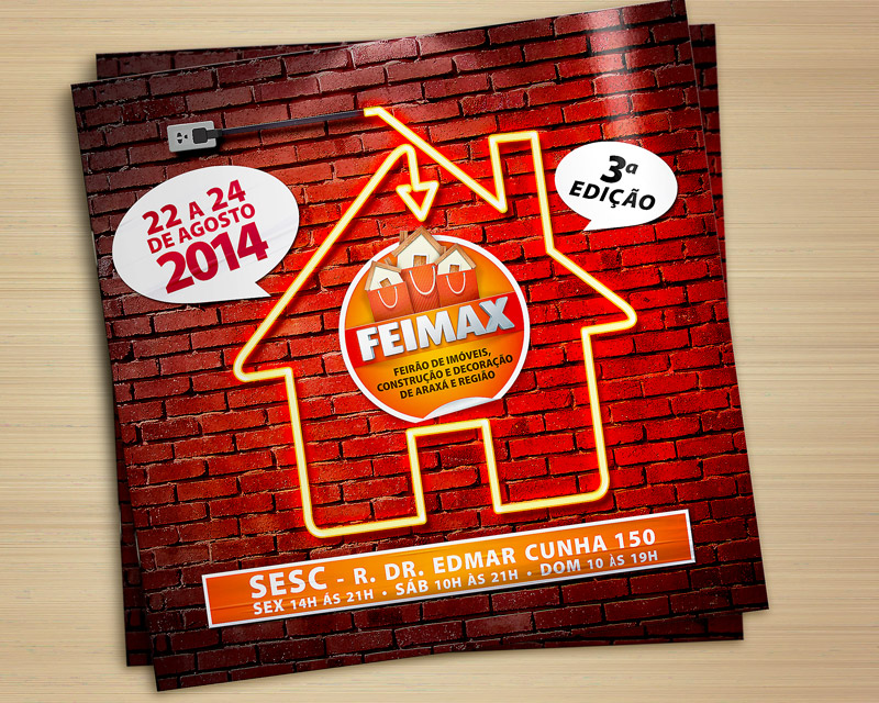 FEIMAX Flyer by tutom