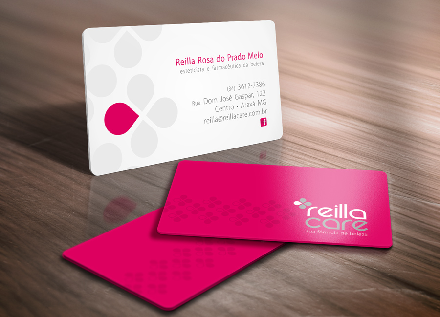Reilla Care Business Card by tutom on DeviantArt