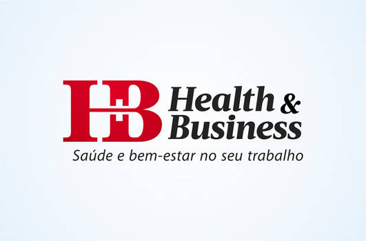 Health and Business Logo