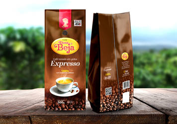 Packing Coffee Express by tutom
