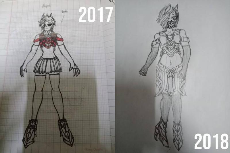Comparison  by BonziGaster