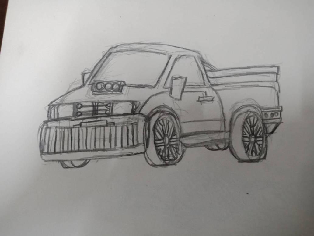 Thanos Car  by BonziGaster