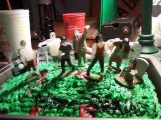 Zombie Cake by VictoriaTriip