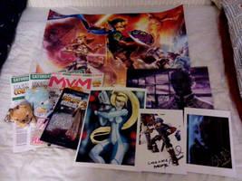 MCM Dublin Comic Con Stuff, 2015