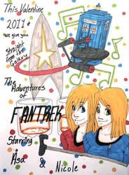 For Shizuka - FanTrek by surrenderdammit