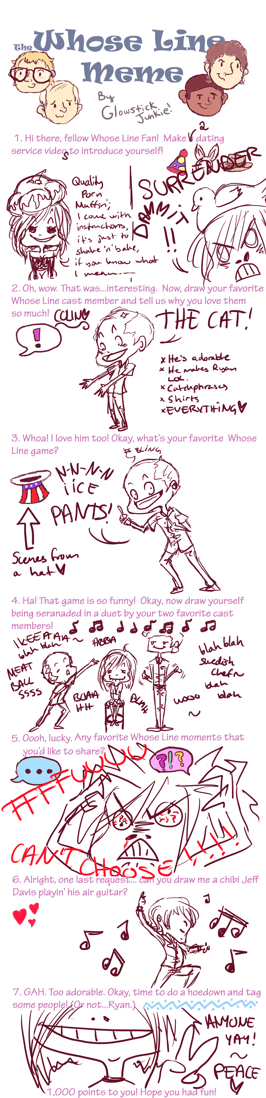 Line Art Meme : Whose line meme by surrenderdammit on deviantart