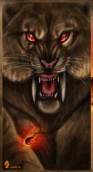 Unleash the Beast by Crystal-Eye