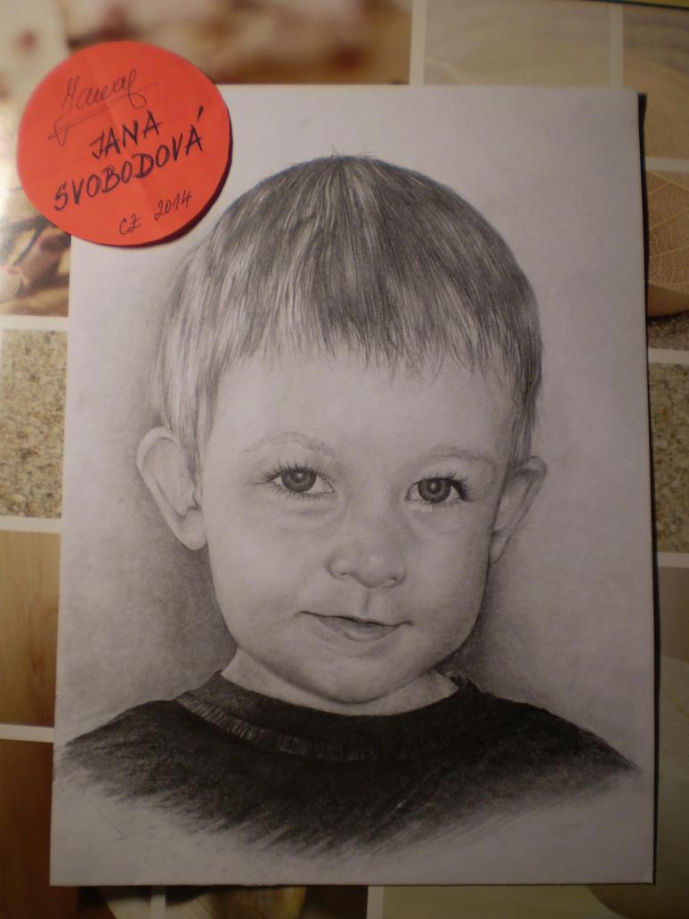 our son Lukas by mumuku