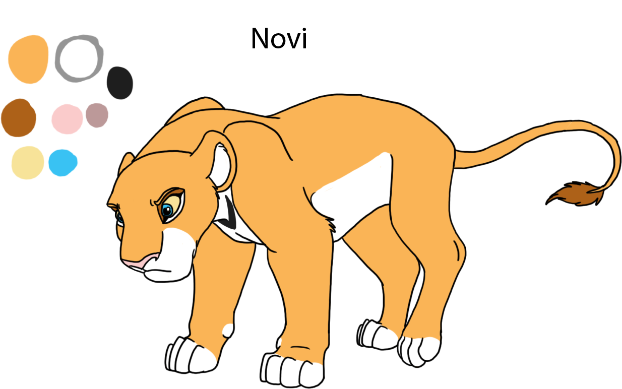 Novi Ref by BleachTheNight