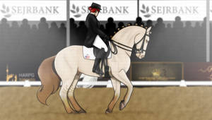 Toronto Masters Grand-Prix | Dressage Entry by King-Icarus