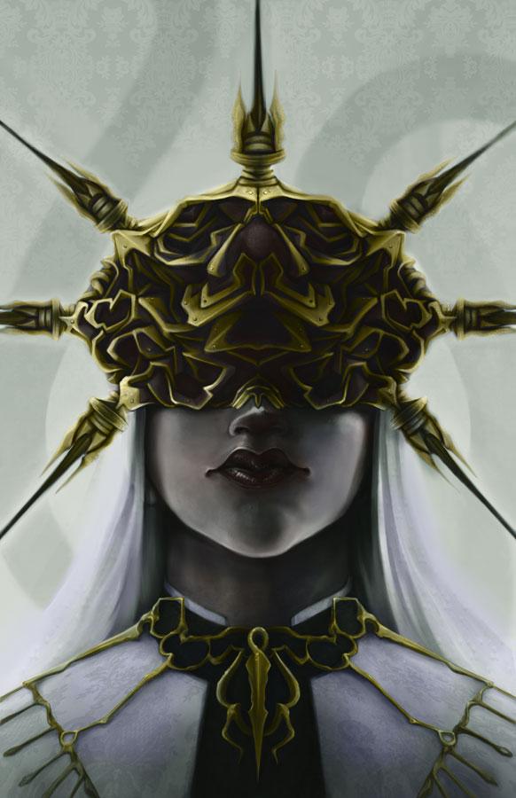 SS, Fanart - Dark Souls by fongmingyun