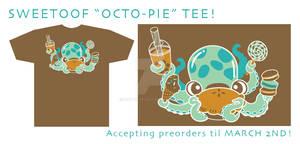 Sweetoof Octo-Pie Tee
