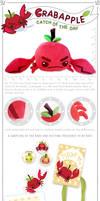 Crabapple Kickstarter Rewards Menu