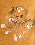 Sweet Jellyblub, tea fiend.